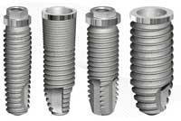 titanio sanitario per costruzione impianti dentali