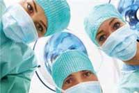 intervento chirurgico di apicectomia